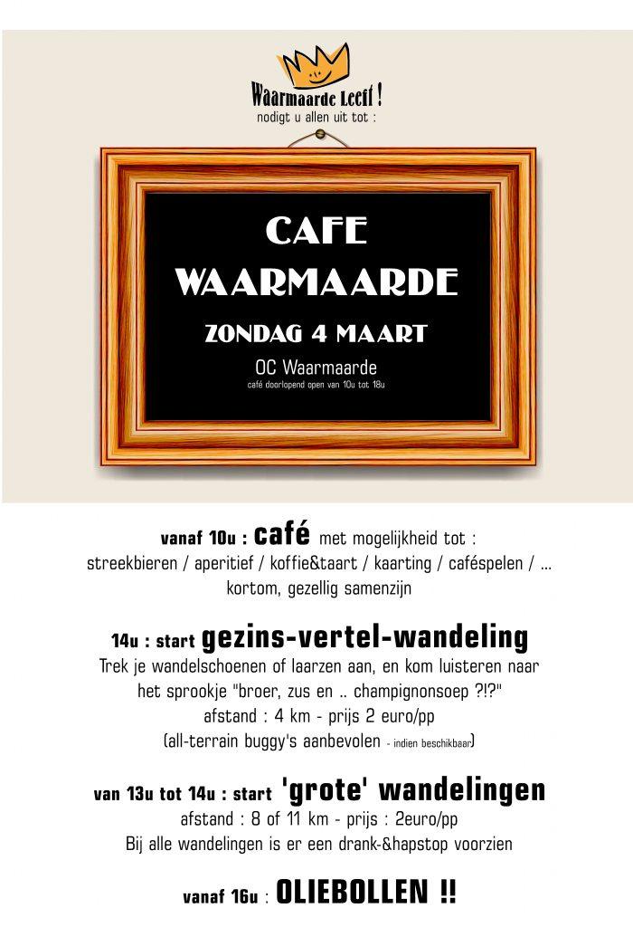 Café Waarmaarde